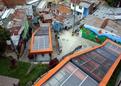 Assessment of Transit Oriented Development in Bogota, Cali and Medellin