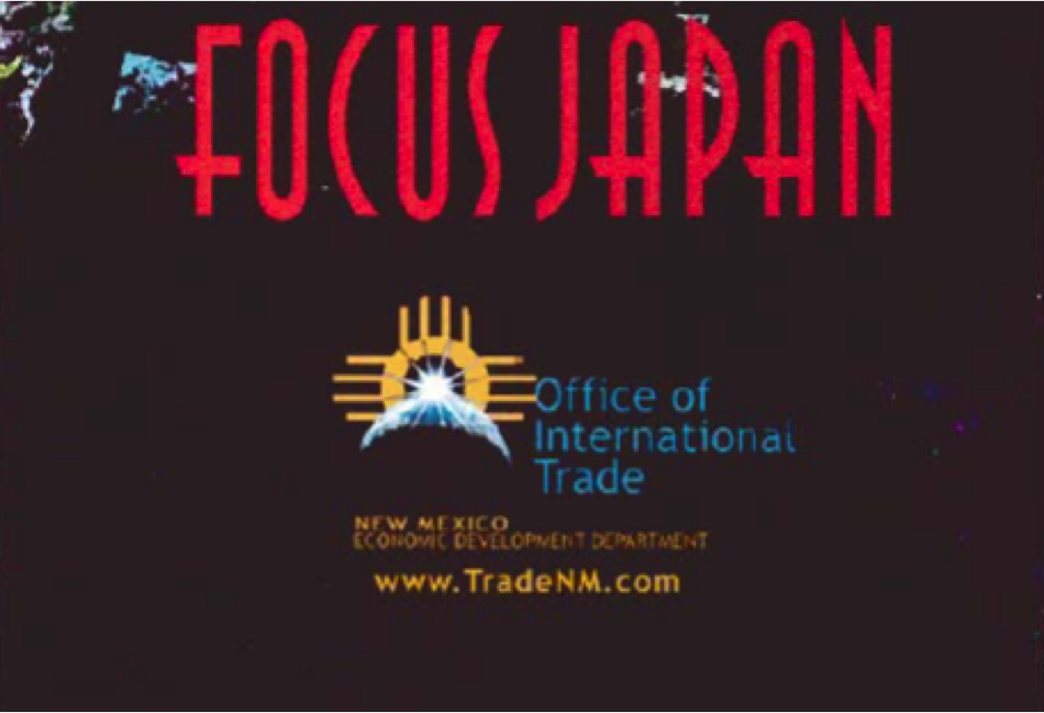 New Mexico Trade Representative to Japan