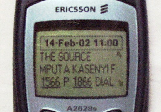 Uganda Cellphone SMS Fish Price Information System